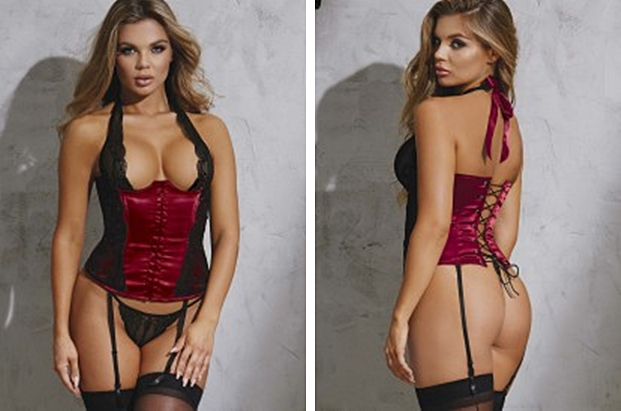 bustier lingerie