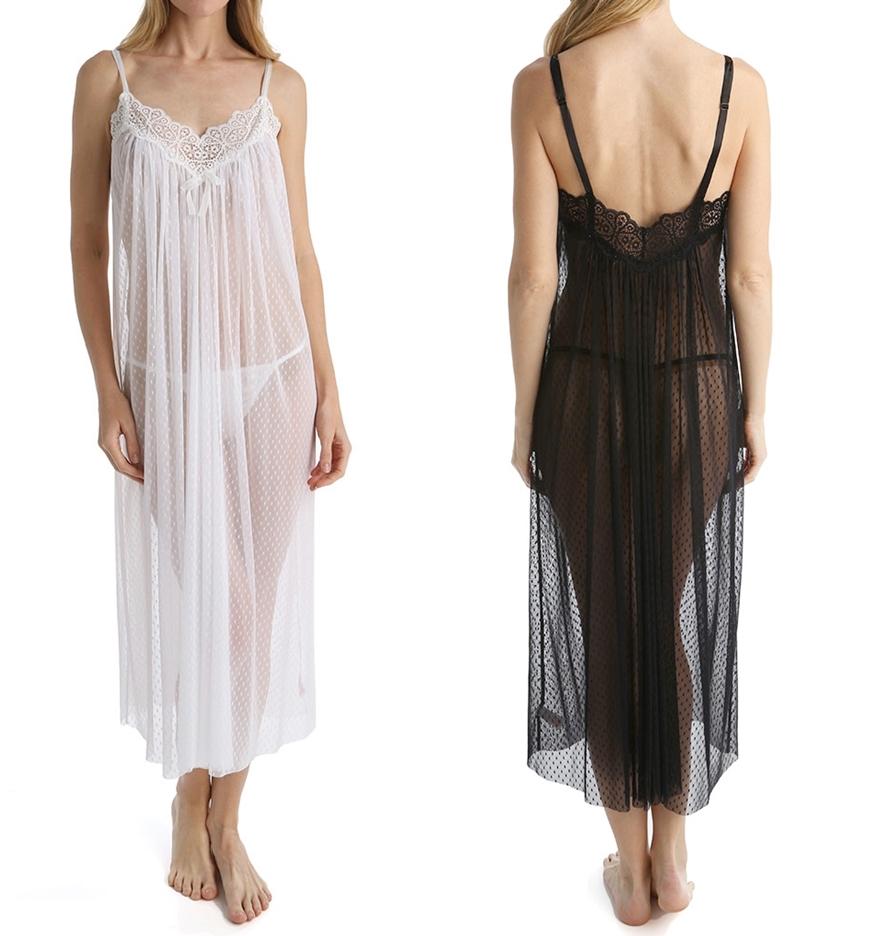 nylon nightgown