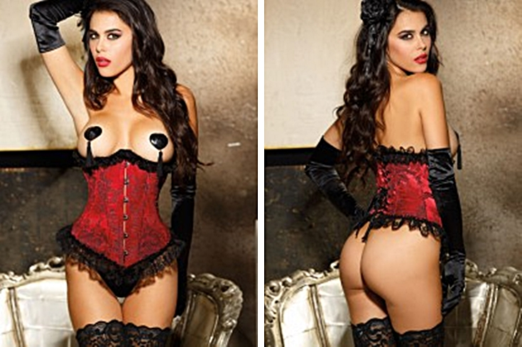 corset tops