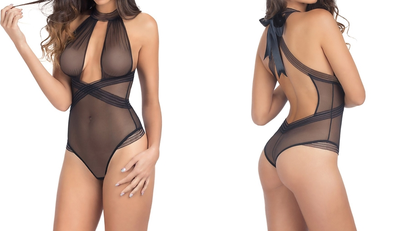 lingerie sheer