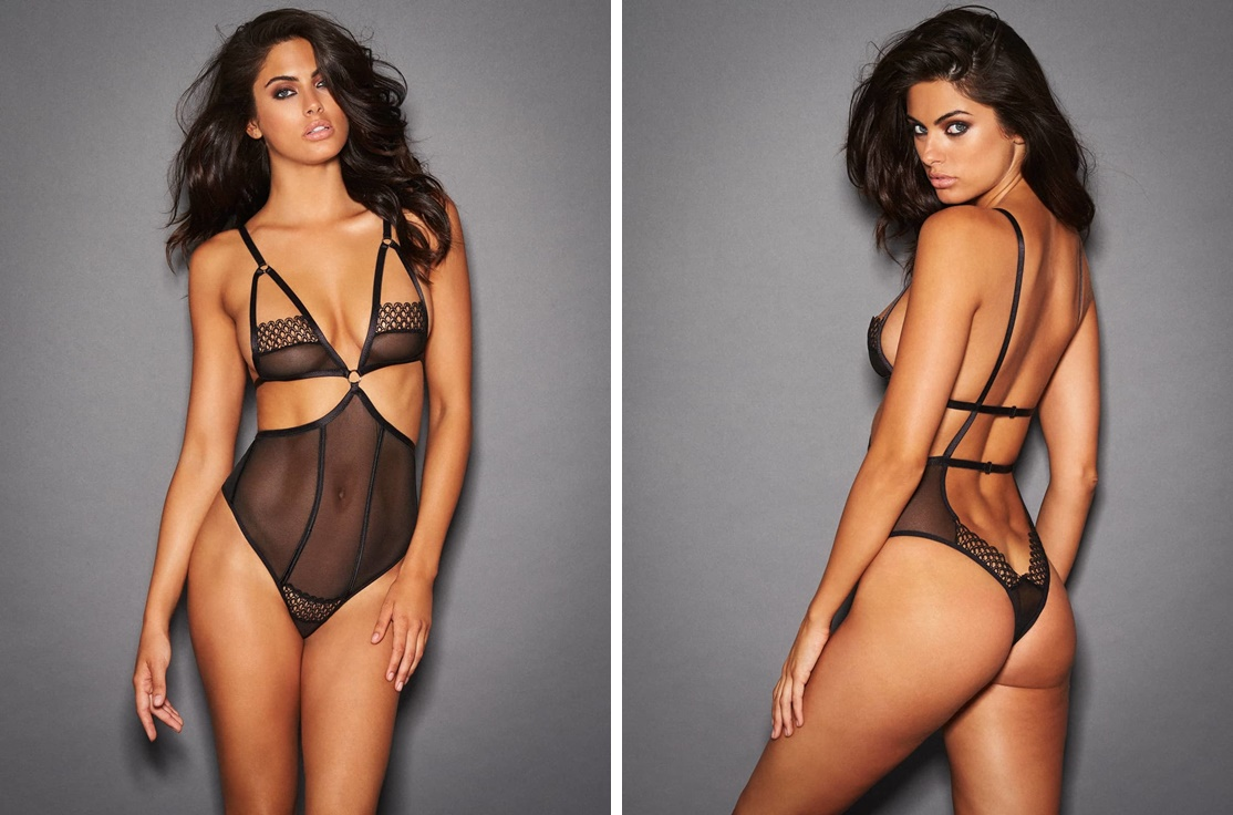 open lingerie and intimate apparel
