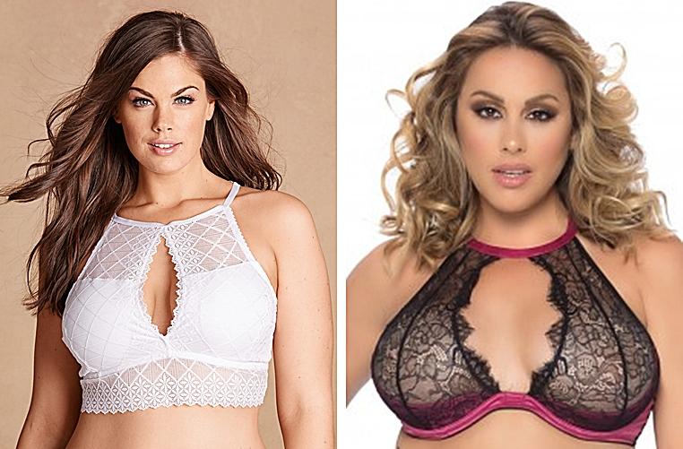 Sexy Plus Size Bras