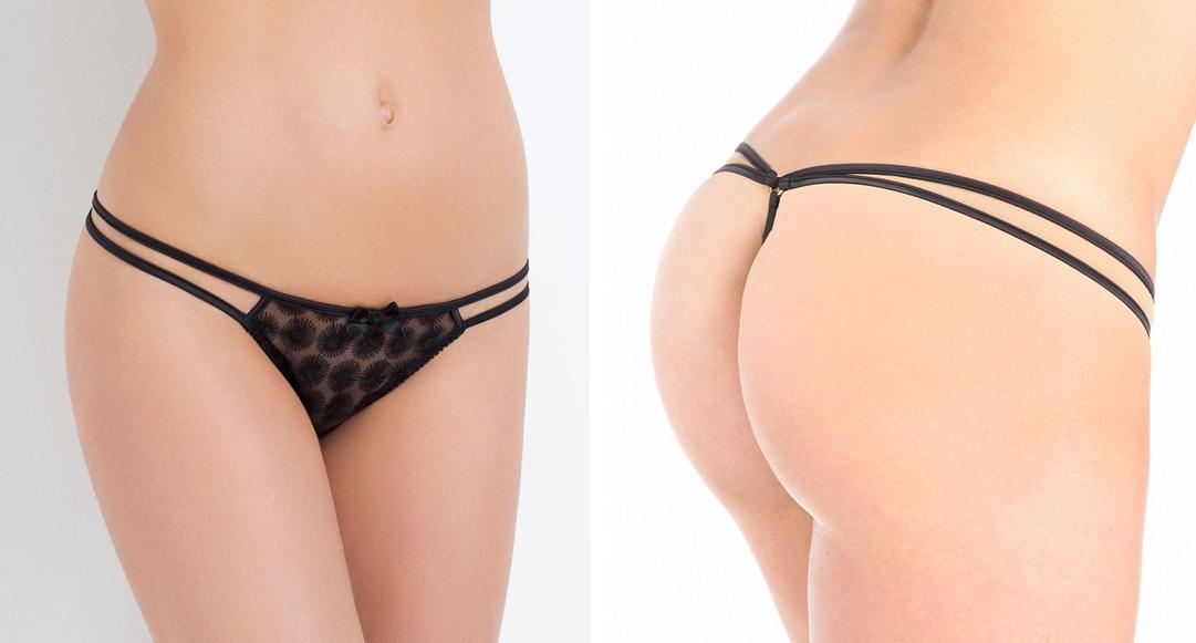 string bikini panty