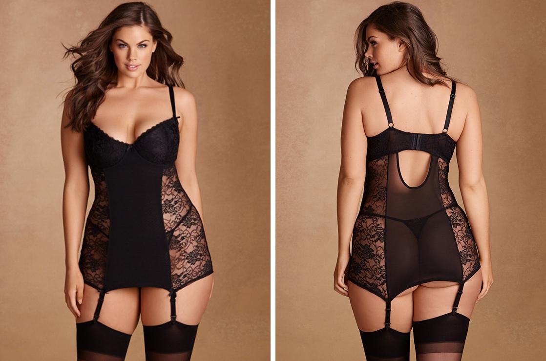 see thru lingerie